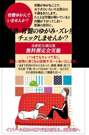 催事にインソール 東京